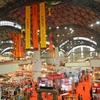 Trade Fair At Pragati Maidan