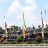 Flag Statue Ar Merdeka Square
