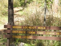 Mirrai Lookout Trail