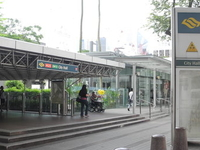City Hall MRT Station