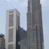 Twin Tower Late-Modernist Skyscrapers