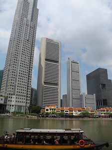 Singapore River Boating Trips