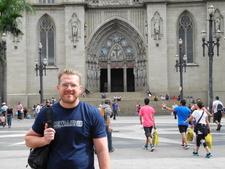 David Urmann At Sao Paulo Catedral