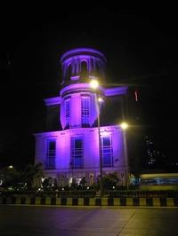 Cafe Mangii Night View - Powai - Mumbai