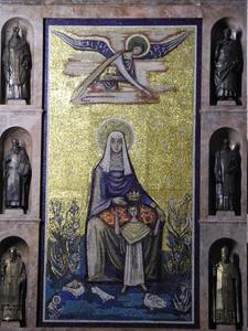 Virgin Mary & Jesus
