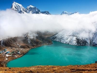 Dudh Pokhari Lake - Nepal Himalayas