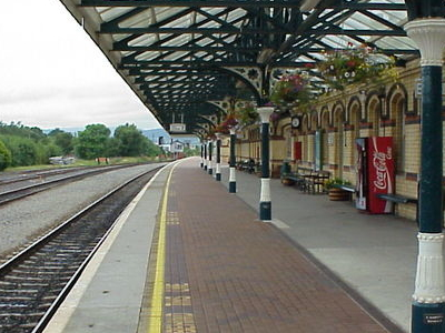 Dundalk Railway Station