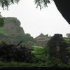 Daulatabad Fort Ruins