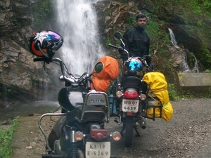 Darjelling & Sikkim on Motor Bike Photos