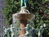 Depew Memorial Fountain