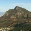 Devil's Peak Seen From Lion's Head
