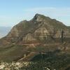 Devil's Peak Seen From Lion's Head