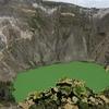 Irazu Volcano Crater
