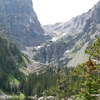 Hallett Peak From Dream Lake