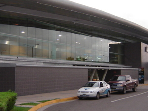 Federal de Bachigualato International Airport