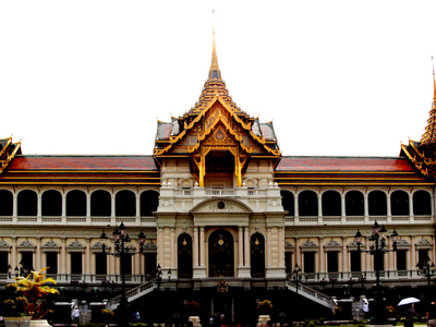 Grand Palace Chakri Mahaprasad Hall