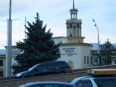E 8 6 4 2   Almaty   Airport