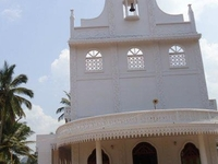 St. Mary's Church Meenangadi