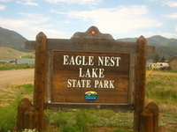 Eagle Nest Lake State Park