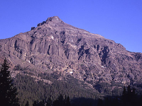 Eagle Peak - Wyoming