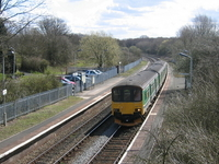 Earlswood Railway Station