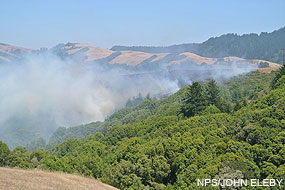 Terremoto Trail Ridge