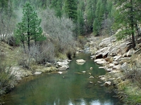 Rim Road/General Crook Trail Loop