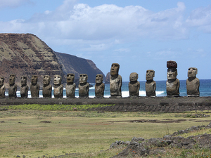 Easter Island, Rapa Nui Photos