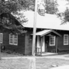 East Glacier Ranger Station Historic District - Glacier - USA