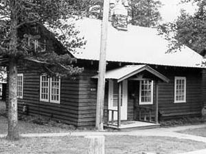 East Glacier Ranger Station