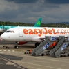 Easyjet At Aldergrove