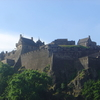 Edinburgh Castle Backside
