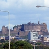 Edinburgh Castle From St John's Road