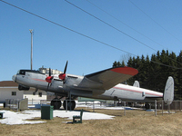 Edmundston Airport
