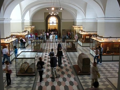 Egyptian Hall Hermitage Museum