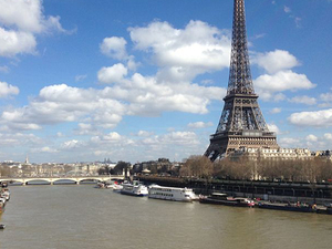 Skip the Line: Eiffel Tower Behind-the-Scenes Theatrical Tour Photos