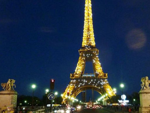 Paris Illuminations Night Tour Photos