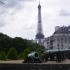 Eiffelturm Blick