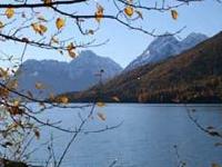 Eklutna Lake Campground