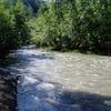 Eklutna River Alaska