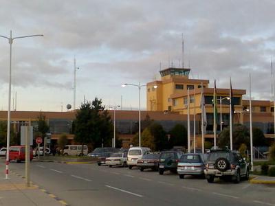 El  Allto Airport