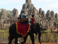 Angkor Adventure - Trekking & Cycling