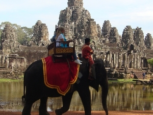 Angkor Adventure - Trekking & Cycling Photos