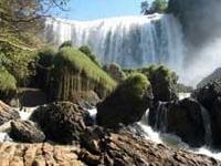 Elephant - Voi - Waterfall