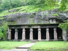 Elephanta Main Cave Entrance