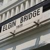 Elgin Bridge - 1929