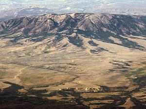 Elk Mountain Town