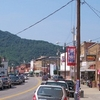 Elk Street West Virginia Route 4 In Downtown Gassaway