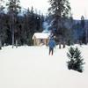 Elk Tongue Patrol Cabin - Yellowstone - USA