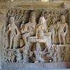 Ellora Cave Shiva Parvati Ravana